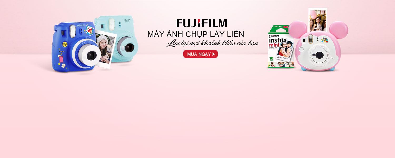 Fujifilm - Lưu lại mọi khoảnh khắc của bạn